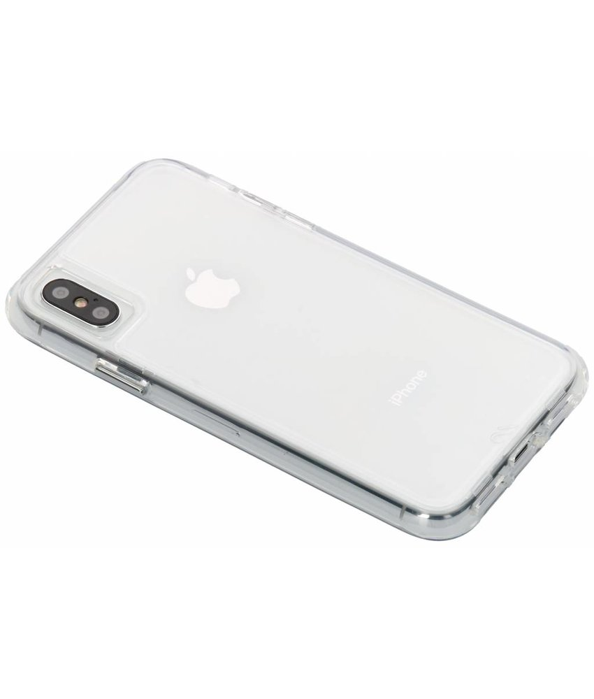 Case-Mate Transparant Tough Clear Case iPhone Xs / X