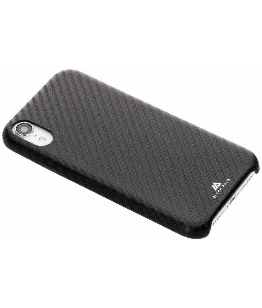 Black Rock Zwart Flex Carbon Case iPhone Xr
