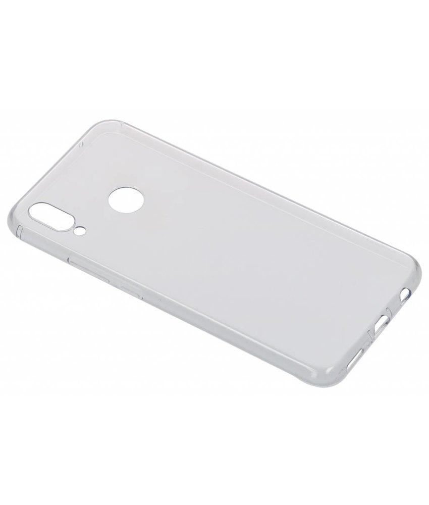 Huawei Transparant Soft Clear Case P Smart Plus
