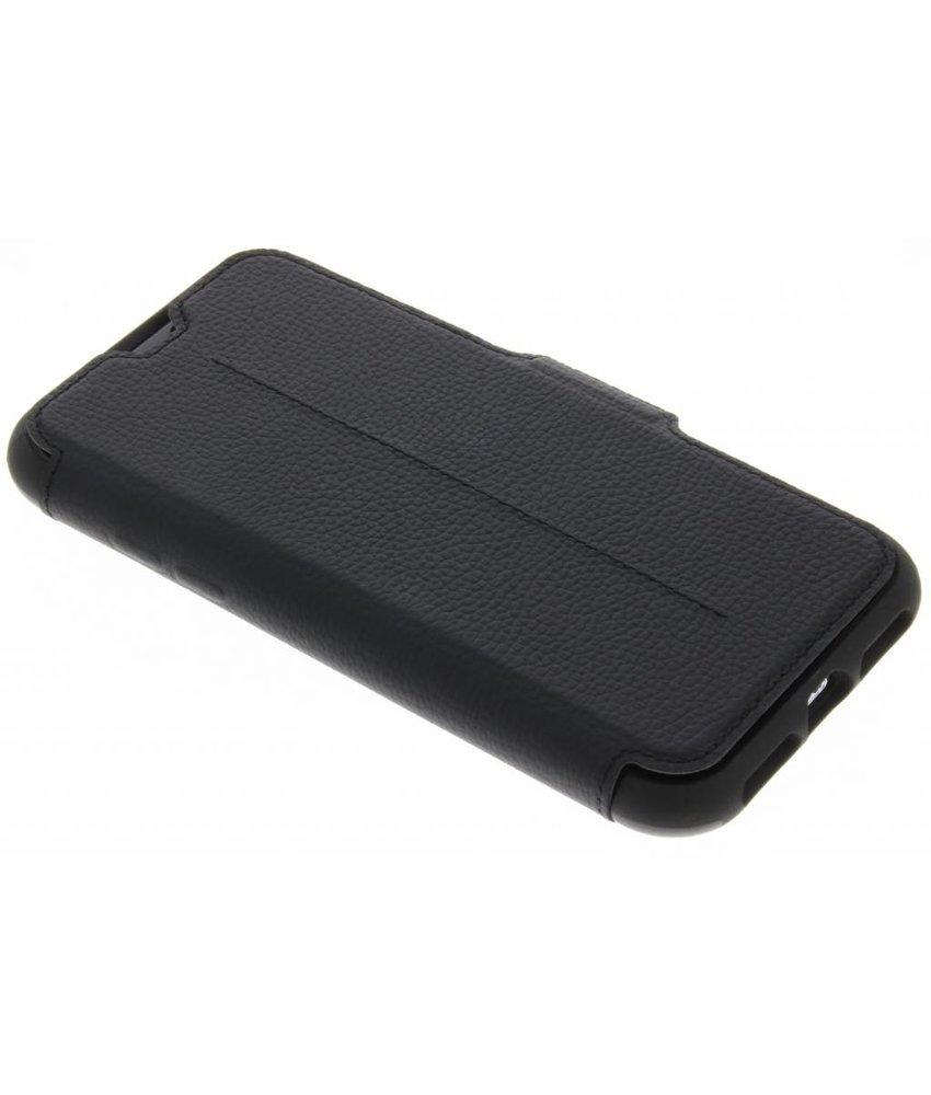 OtterBox Zwart Strada Book Case iPhone Xs / X