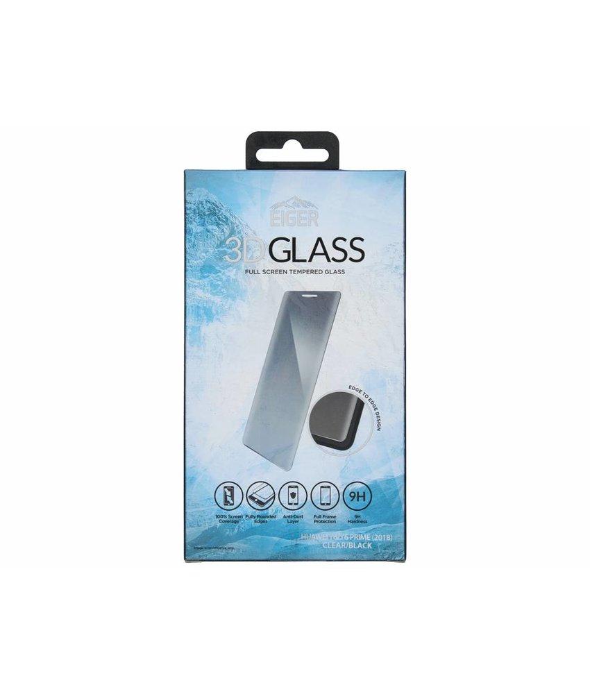 Eiger Edge to Edge Tempered Glass Screenprotector Huawei Y6 (2018)
