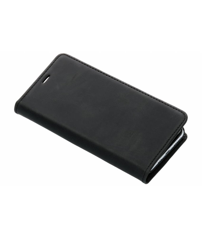 Krusell Zwart Sunne Folio Wallet iPhone Xs / X