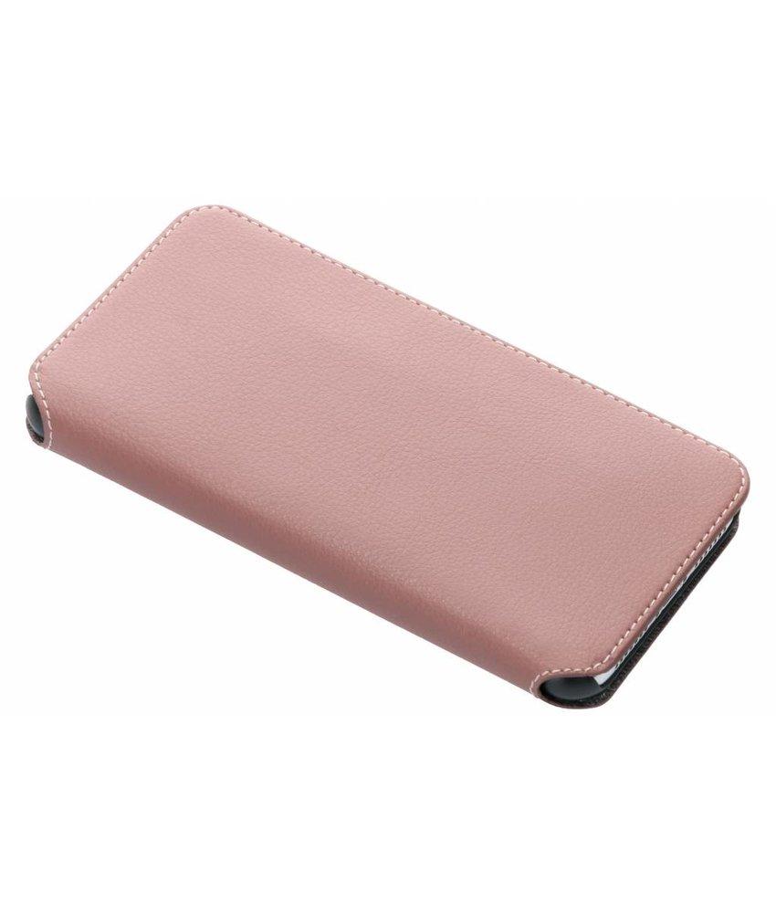 Krusell Roze Pixbo Slim Wallet iPhone Xs Max