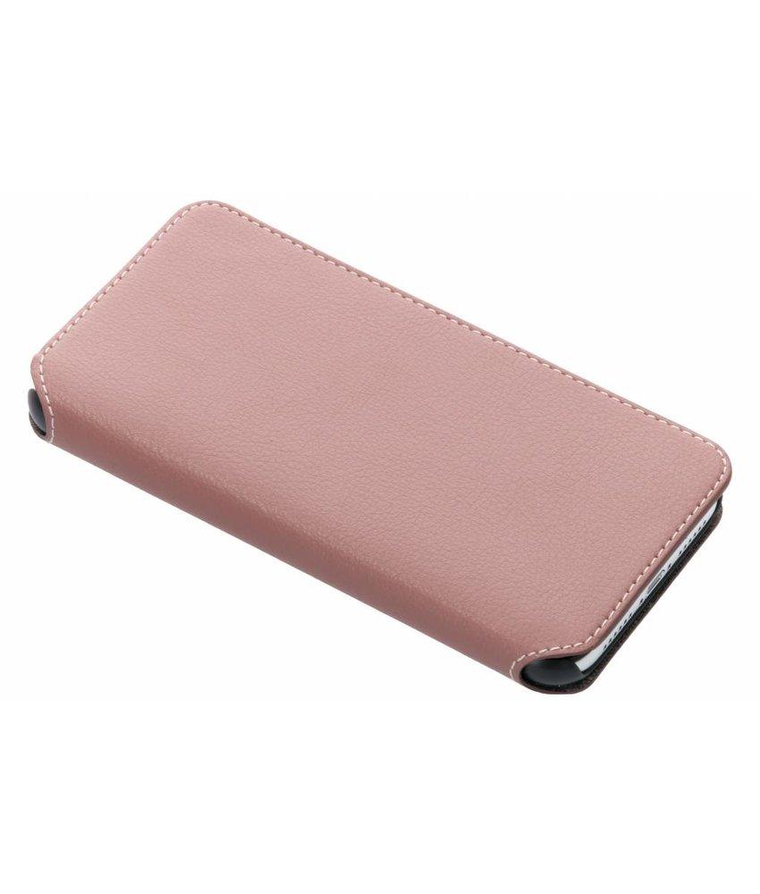 Krusell Roze Pixbo Slim Wallet iPhone Xr