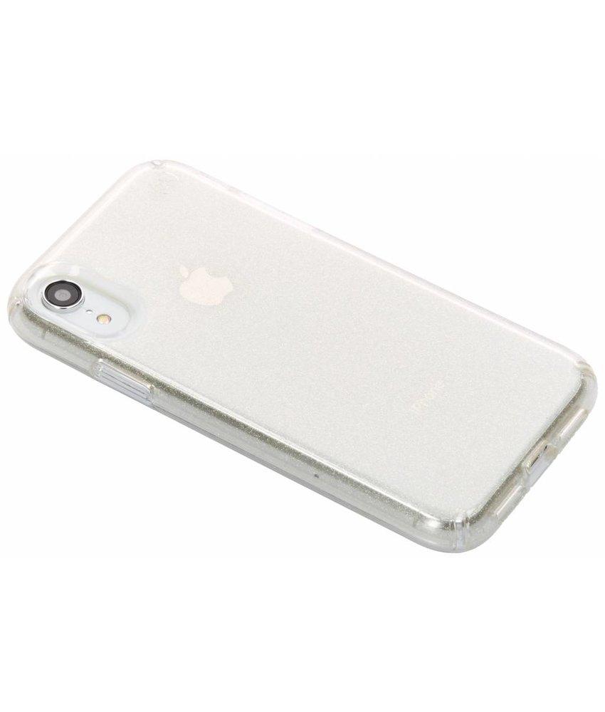 Speck Goud Presidio Clear + Glitter iPhone Xr