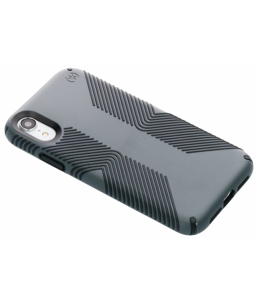 Speck Grijs Presidio Grip Case iPhone Xr