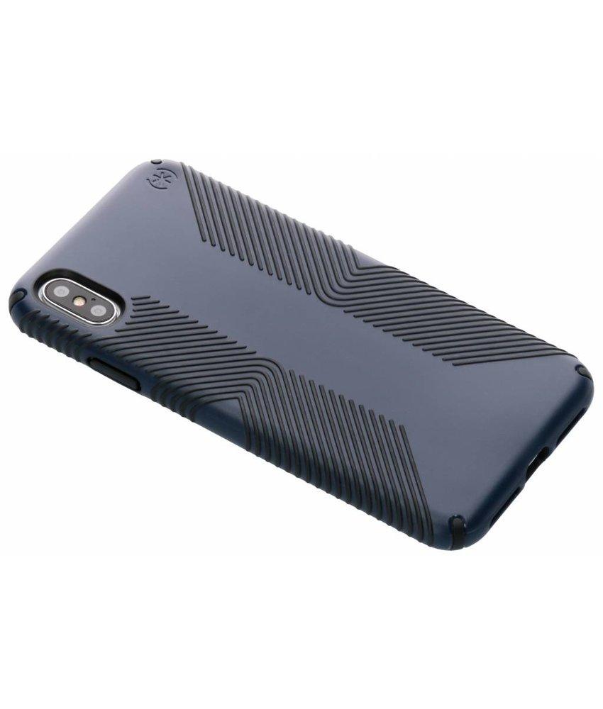 Speck Blauw Presidio Grip Case iPhone Xs Max