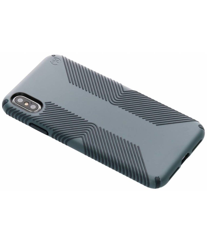 Speck Grijs Presidio Grip Case iPhone Xs Max