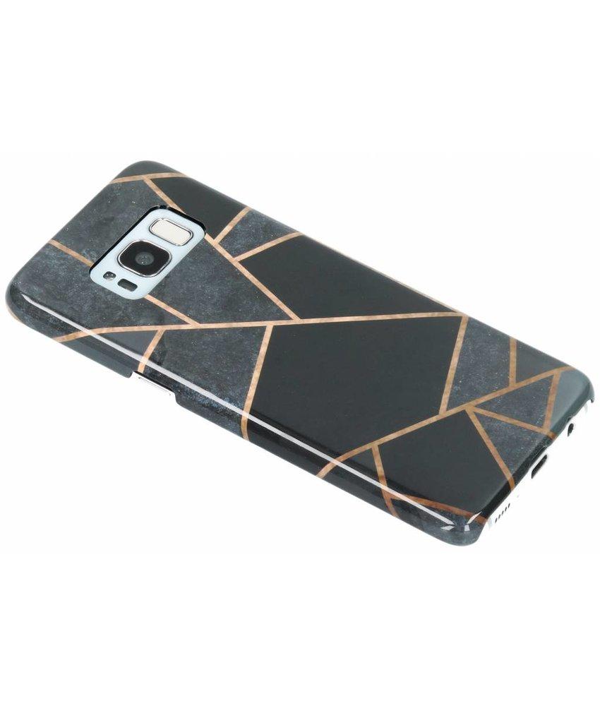 Selencia Black Graphic Passion Hard Case Samsung Galaxy S8