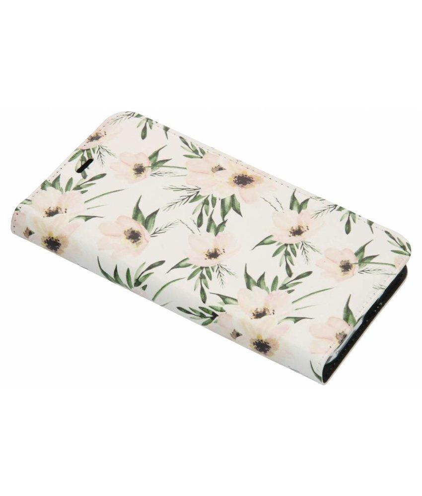 Design TPU Bookcase Huawei Y6 (2018)