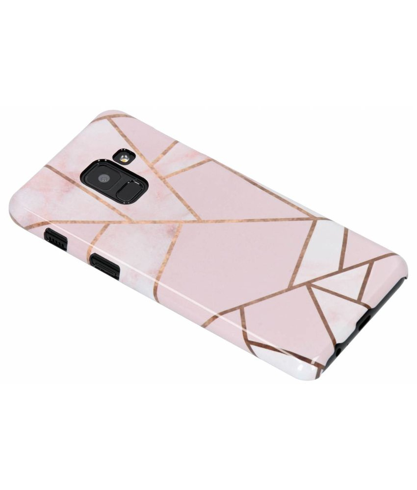 Passion Backcover Samsung Galaxy A8 (2018)