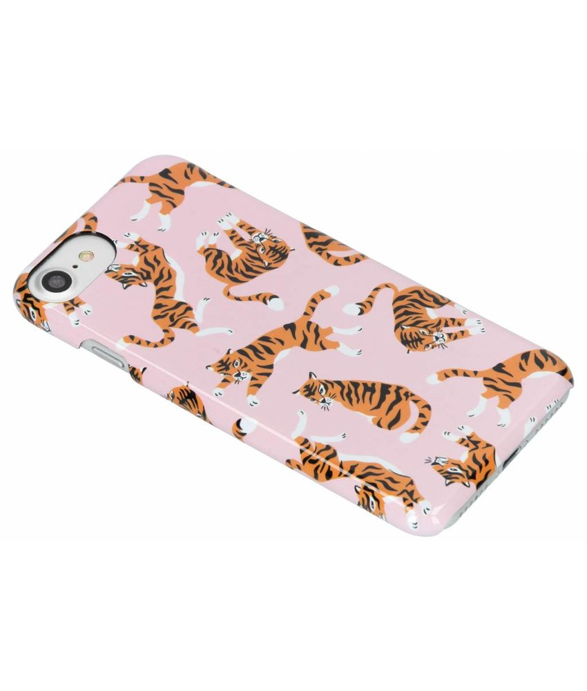 Selencia Tiger Passion Hard Case iPhone 8 / 7 / 6 / 6s