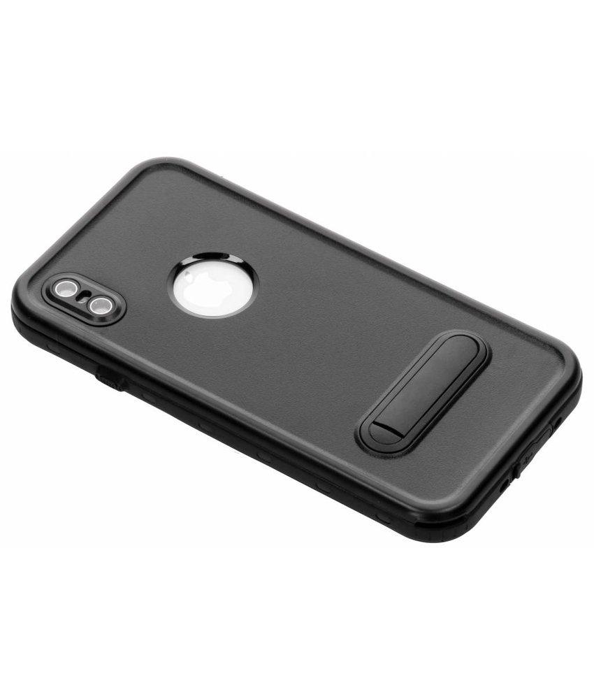 Redpepper Zwart Dot Plus Waterproof Case iPhone Xs Max