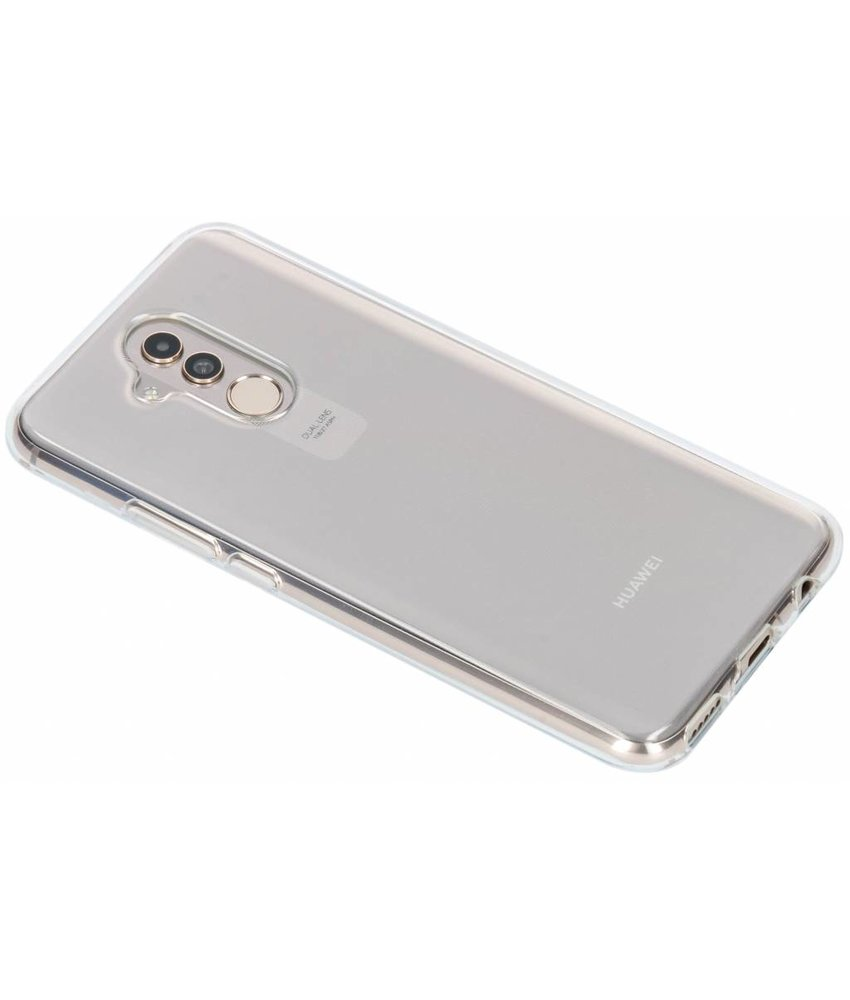 Transparant gel case Huawei Mate 20 Lite