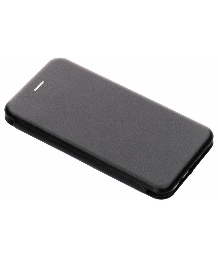 Zwart Slim Foliocase Huawei Nova 3