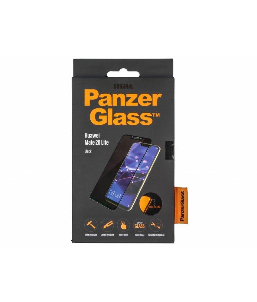 PanzerGlass Zwart Premium Screenprotector Huawei Mate 20 Lite