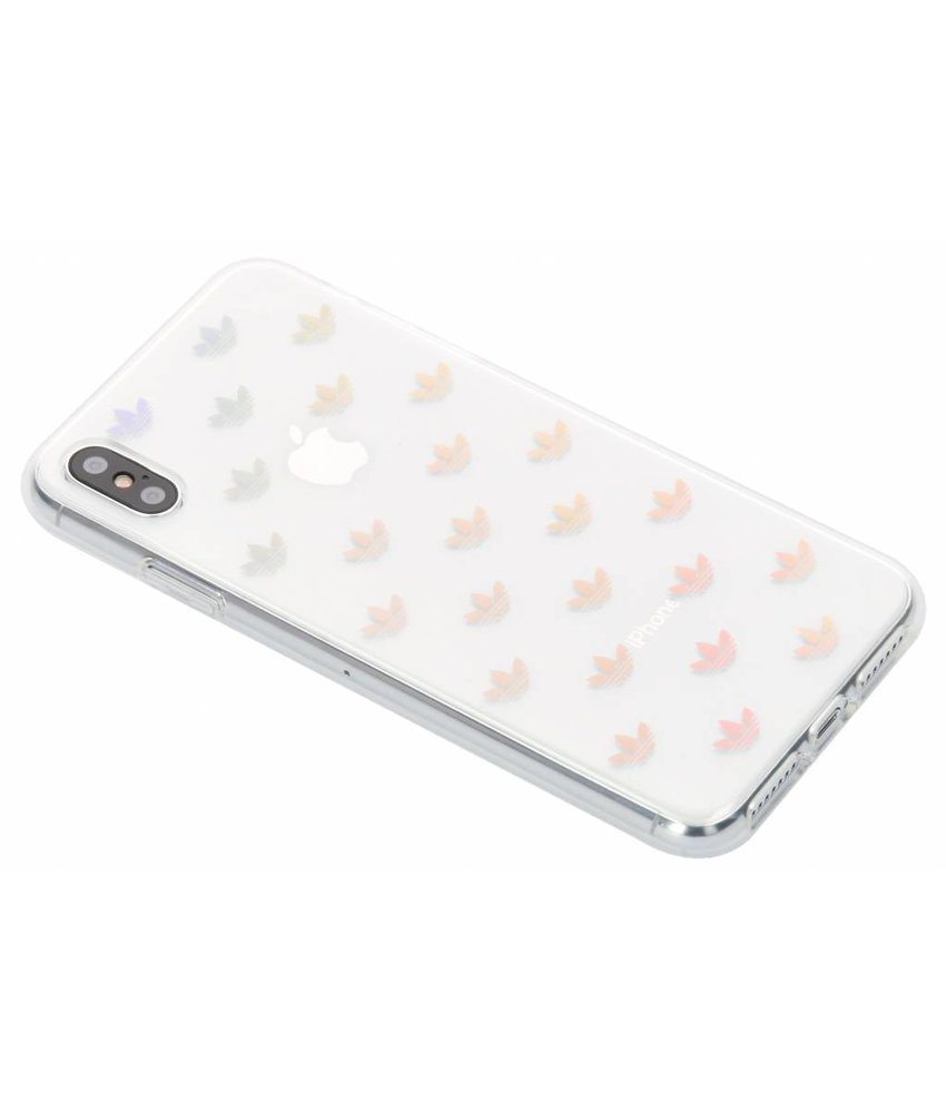 adidas Originals Trefoil Clear Case iPhone Xs Max