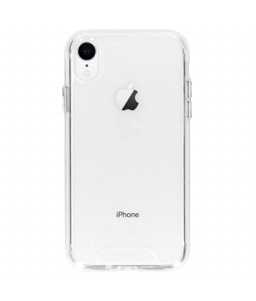 Accezz Transparant TPU Clear Cover iPhone Xr