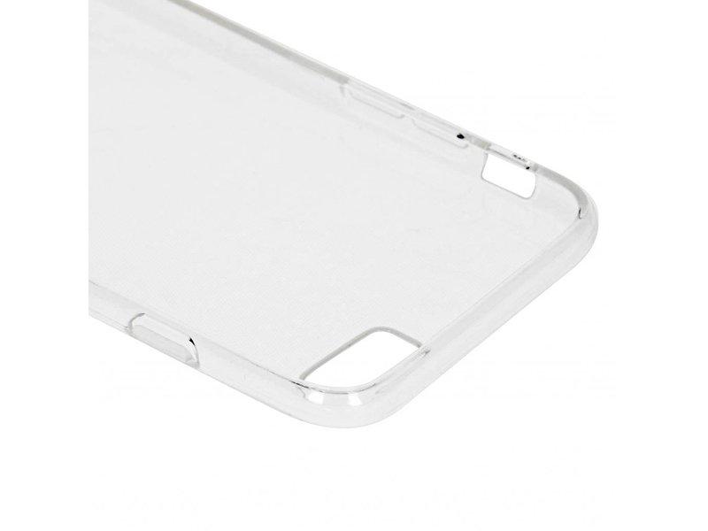 Panter design siliconen hoesje voor de iPhone 8 / 7