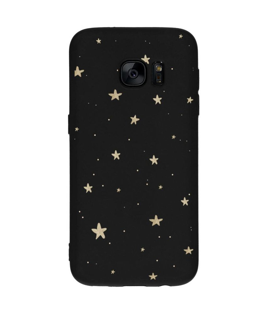Design Backcover Color Samsung Galaxy S7