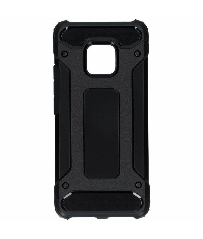 Zwart rugged xtreme case Huawei Mate 20 Pro
