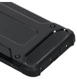 Huawei Mate 20 Pro hoesje - Zwarte rugged xtreme case