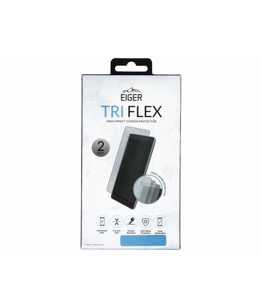 Eiger Tri Flex Screenprotector Samsung Galaxy A6 Plus (2018)