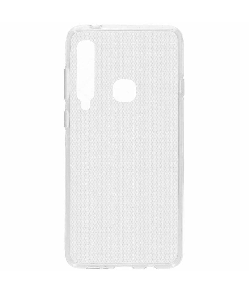 Transparant gel case Samsung Galaxy A9 (2018)