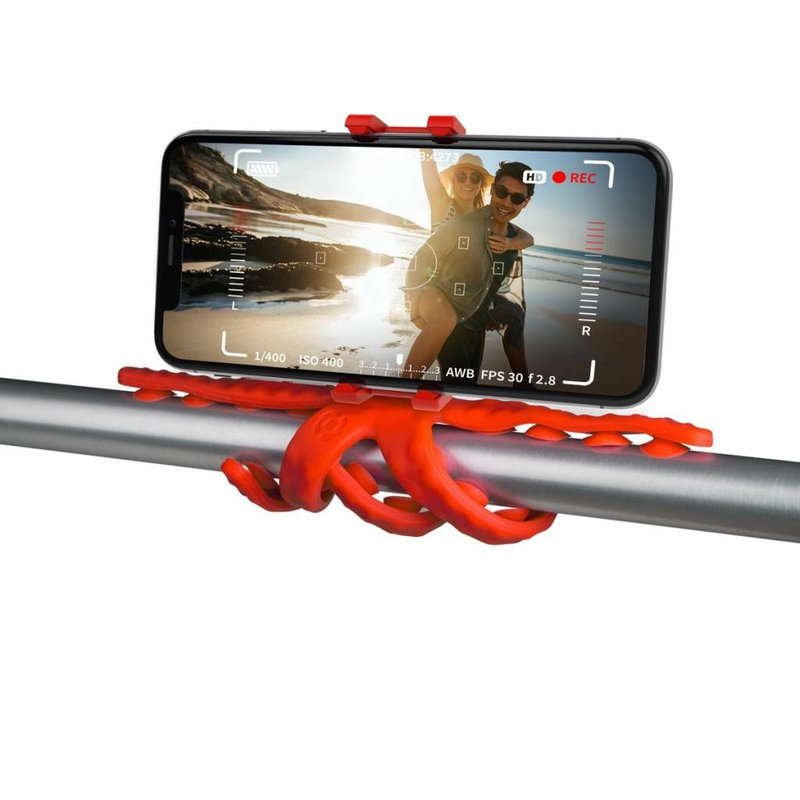Rood Squiddy Flexible Holder