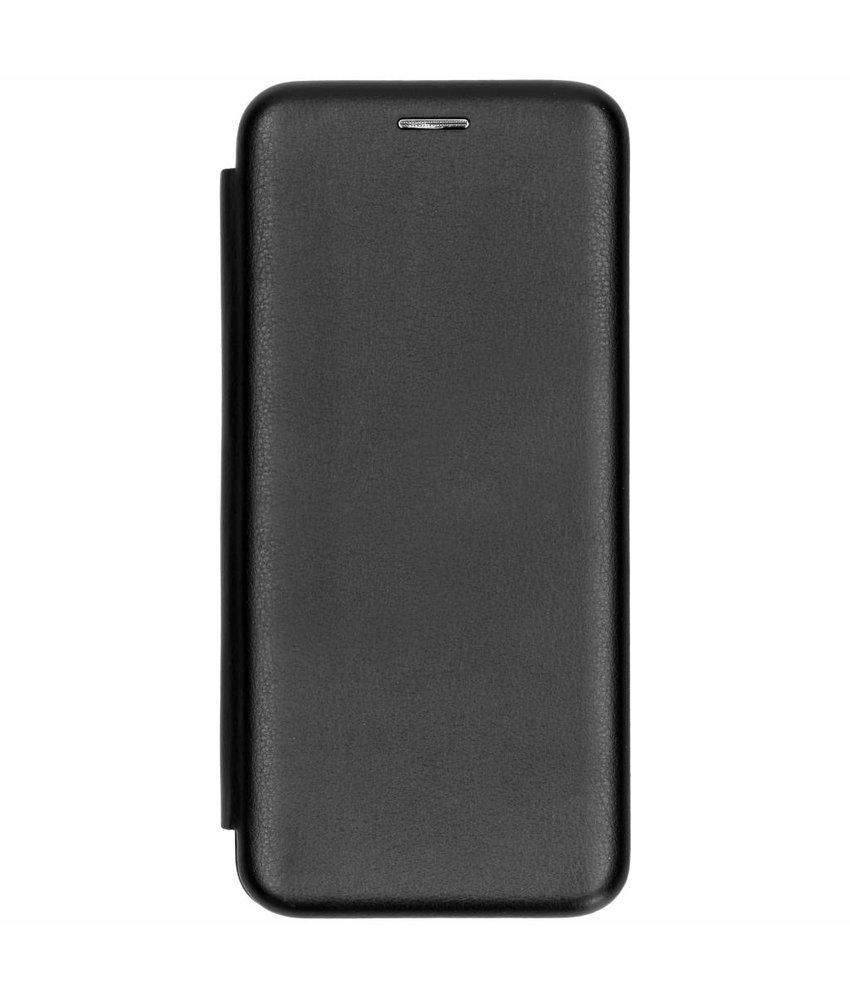 Zwart slim foliocase Huawei Mate 20 Pro