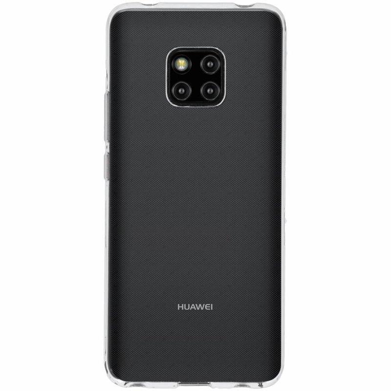 Transparant gel case Huawei Mate 20 Pro