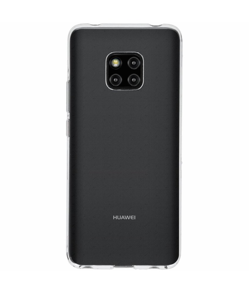 Softcase Backcover Huawei Mate 20 Pro