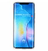 Huawei Mate 20 Pro hoesje - Transparante gel case voor