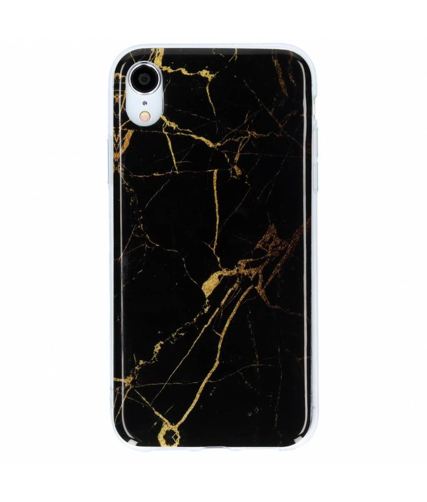 Design siliconen hoesje iPhone Xr