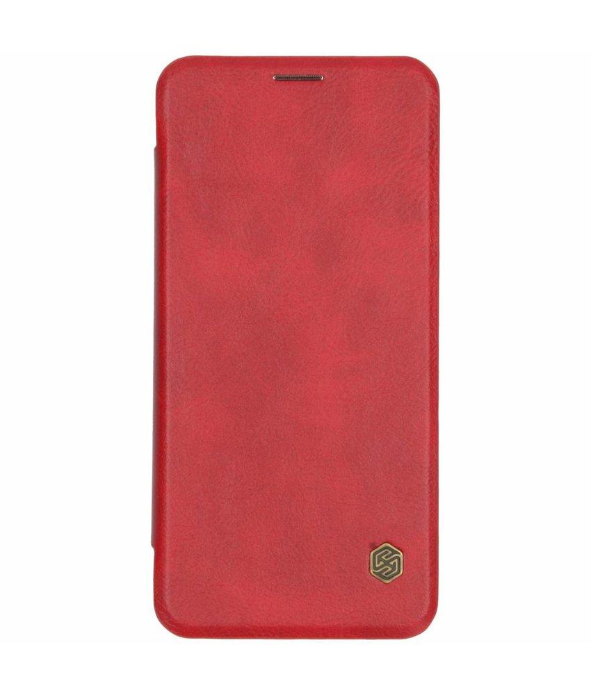 Nillkin Qin Leather Slim Booktype Huawei P Smart Plus