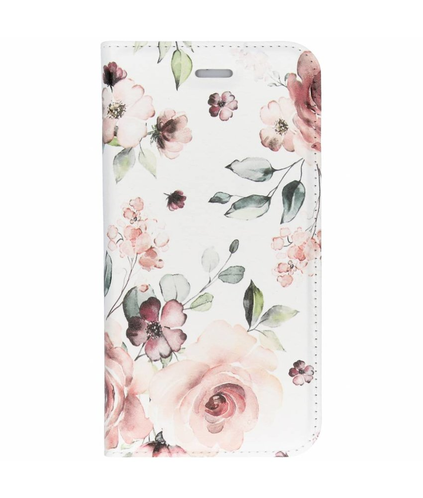 Design Softcase Booktype iPhone 6 / 6s