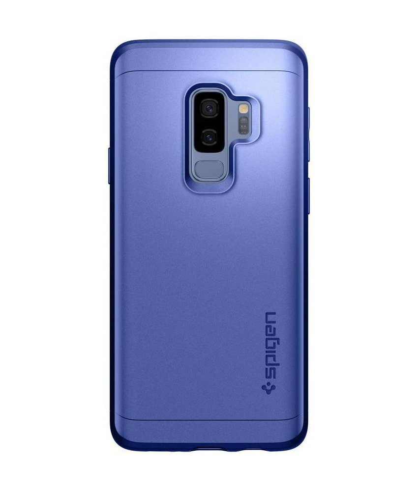 Spigen Thin Fit 360° Backcover Samsung Galaxy S9 Plus