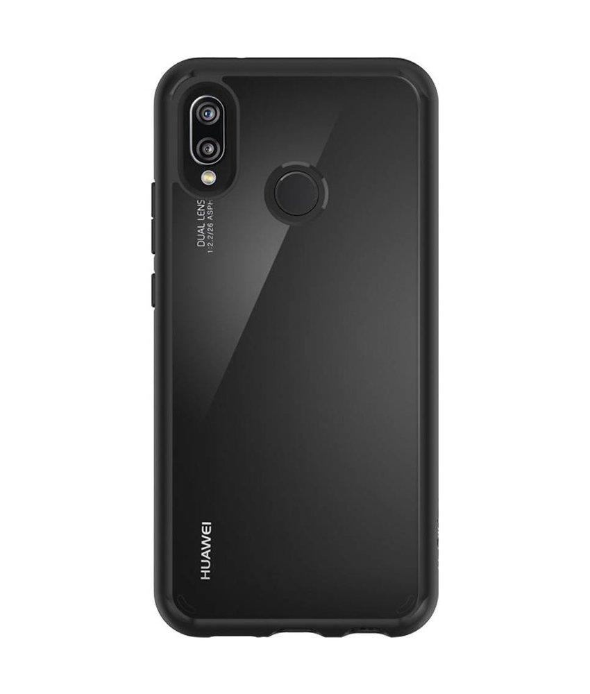 Spigen Zwart Ultra Hybrid™ Case Huawei P20 Lite