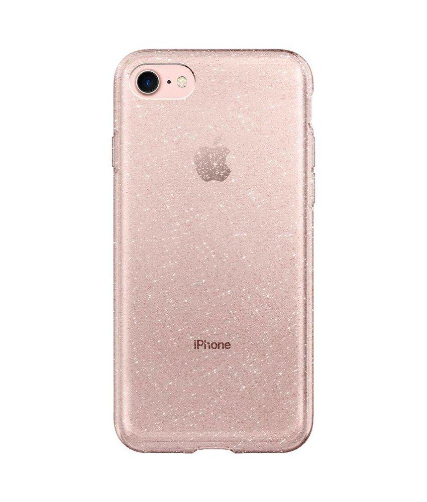 Spigen Liquid Crystal Backcover iPhone 8 / 7
