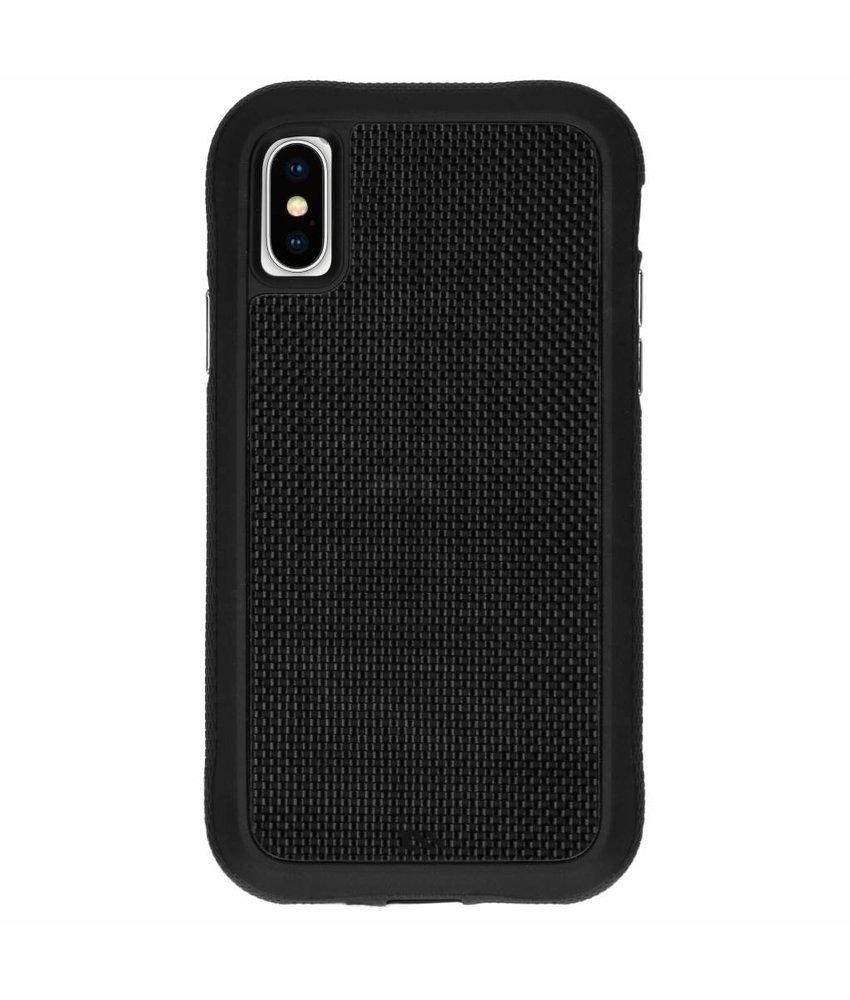 Case-Mate Carbon Fiber Backcover iPhone X / Xs