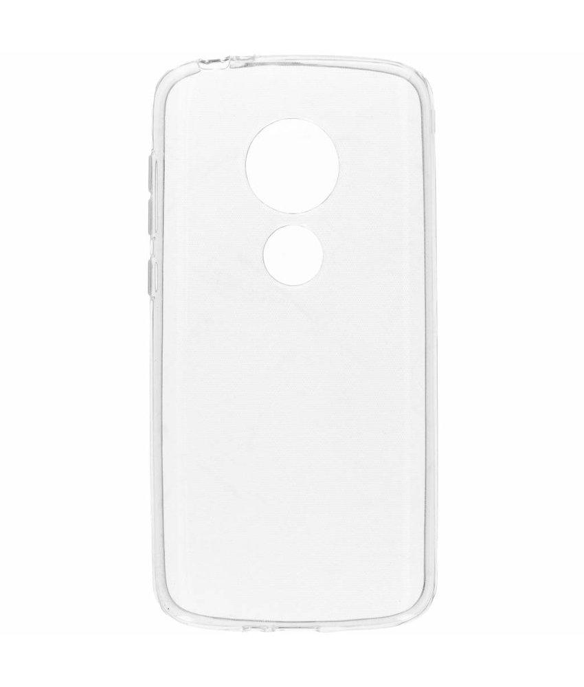 Transparant gel case Motorola Moto E5 Play