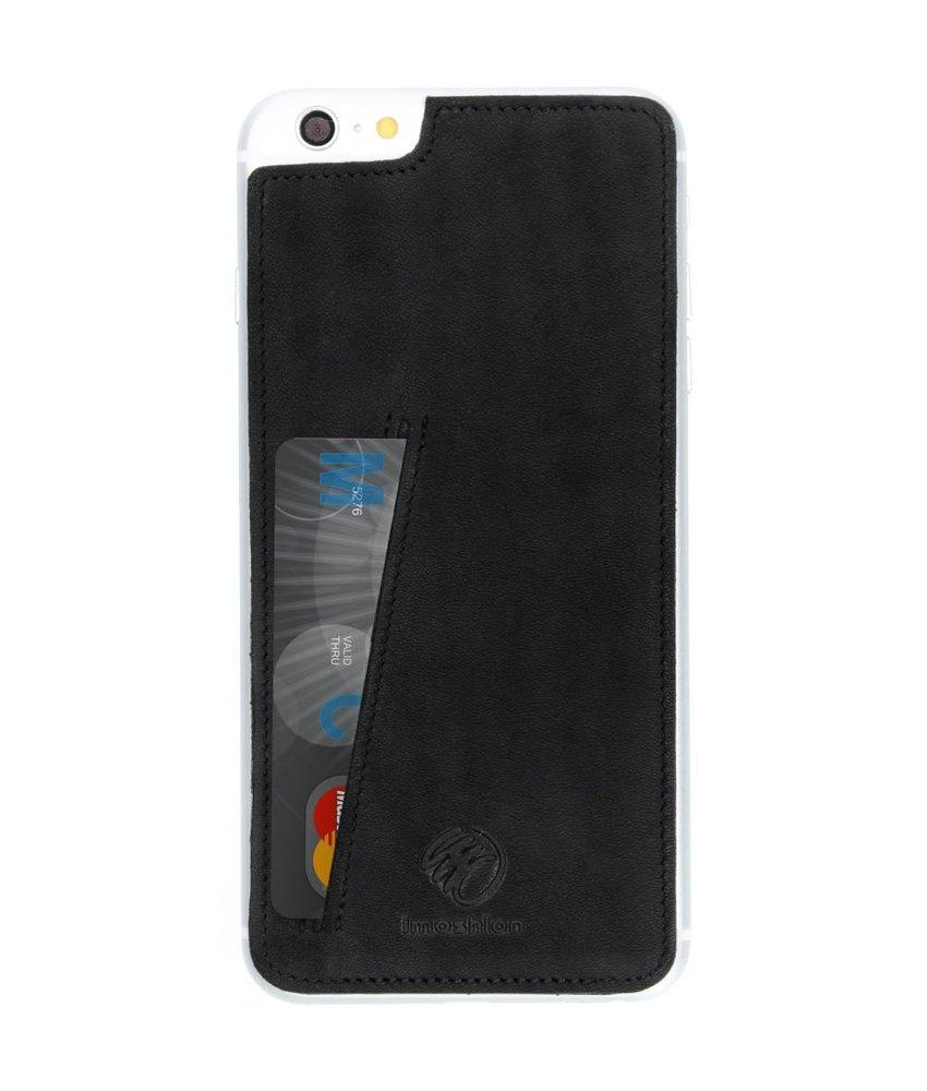 iMoshion Zwart Skin Case iPhone 6(s) Plus