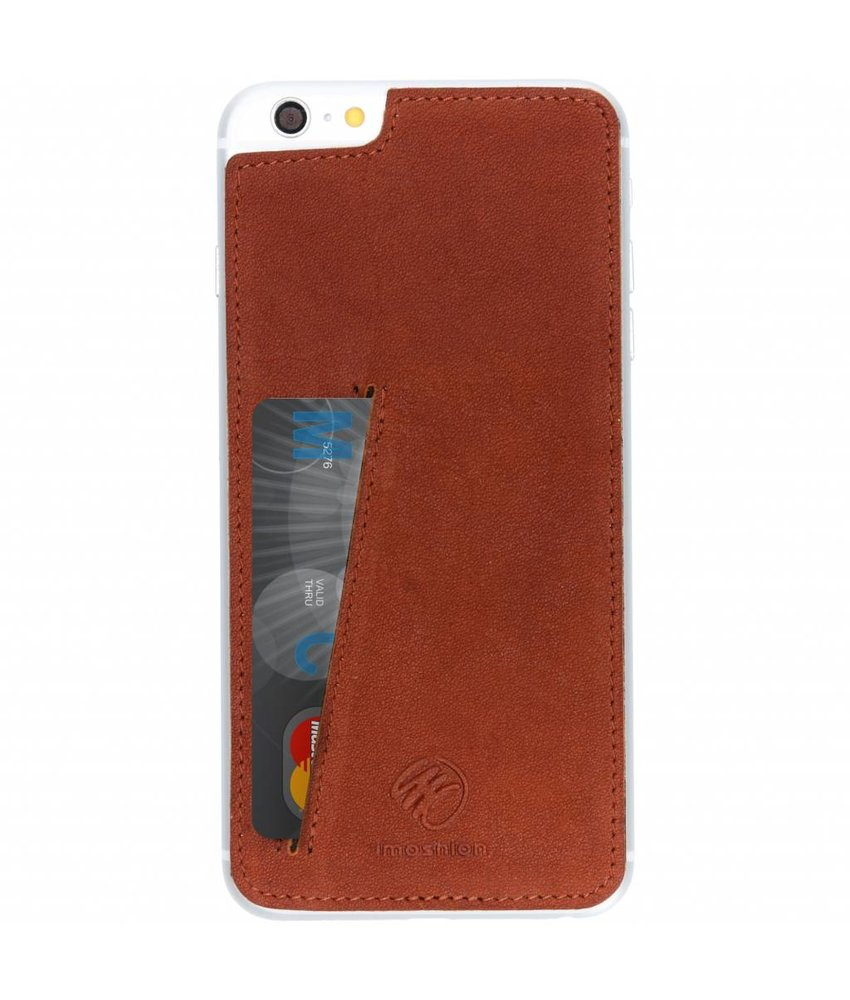 iMoshion Bruin Skin Case iPhone 6(s) Plus