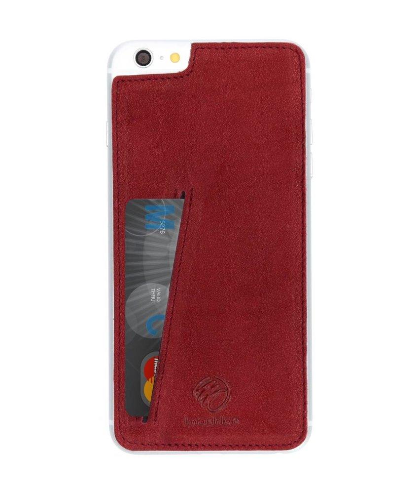 iMoshion Donkerrood Skin Case iPhone 6(s) Plus
