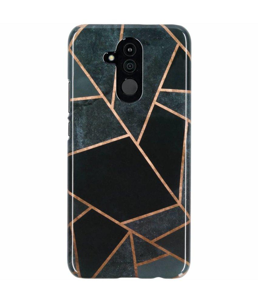 Selencia Black Graphic Passion Hard Case Huawei Mate 20 Lite