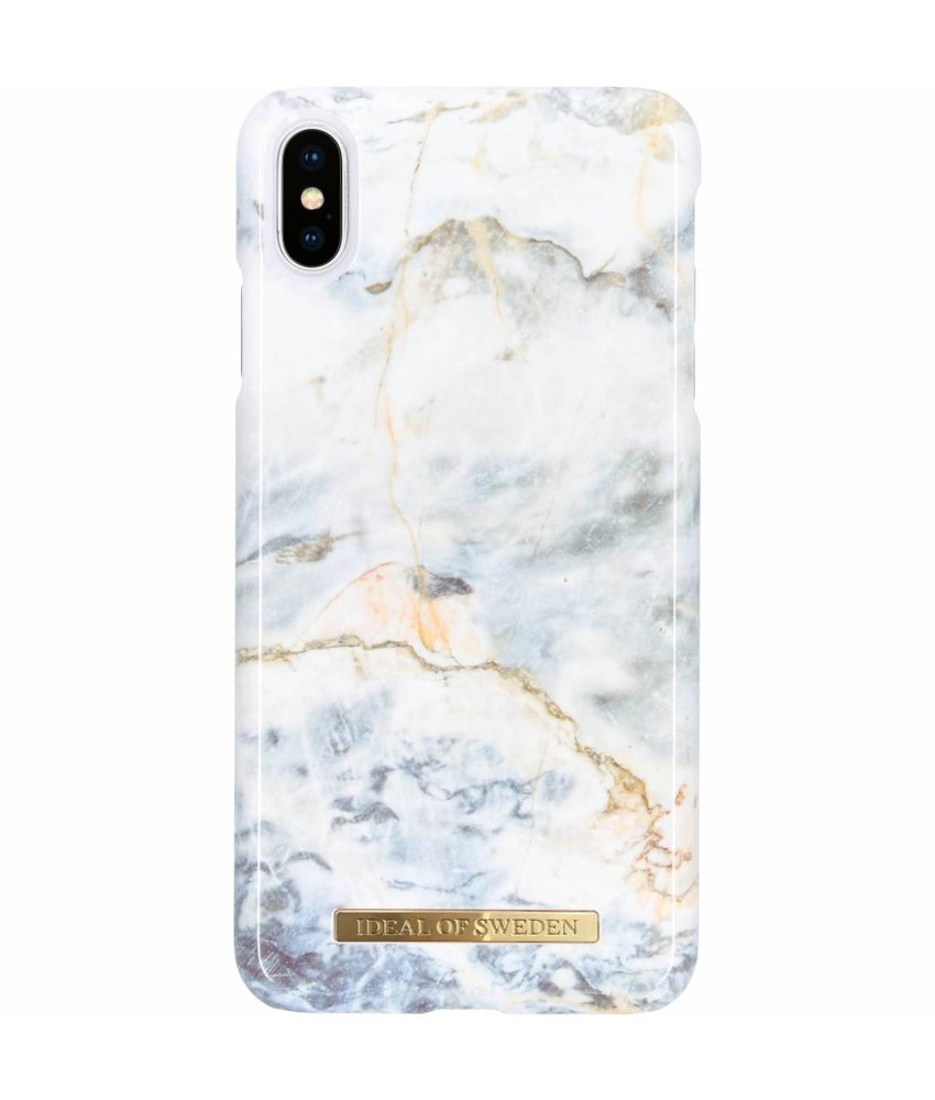 iDeal of Sweden Ocean Marble Fashion Back Case iPhone Xs Max