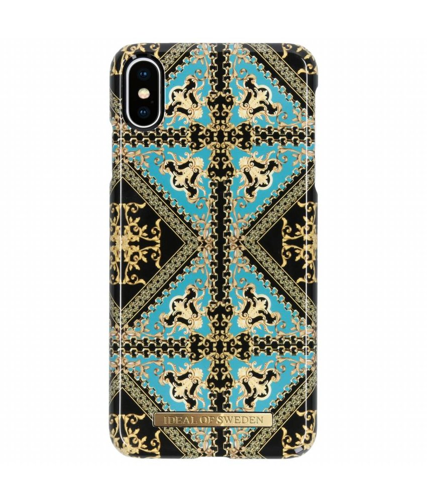 iDeal of Sweden Baroque Ornament Fashion Back Case iPhone Xs Max