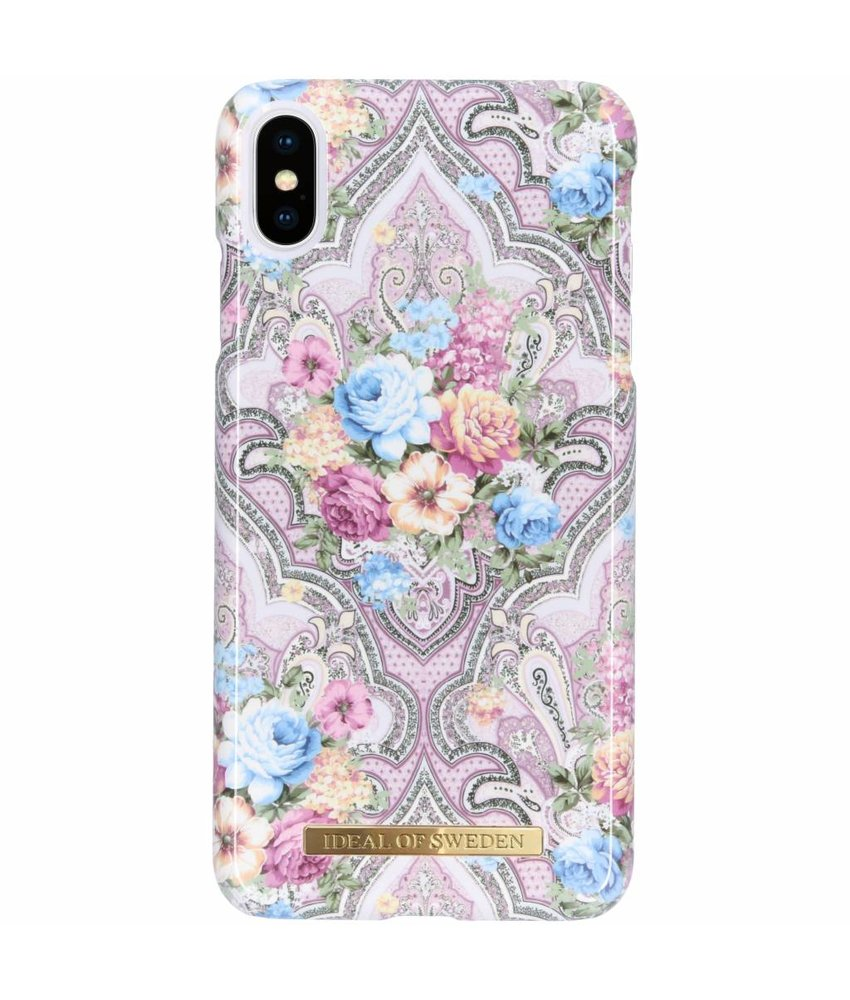 iDeal of Sweden Romantic Paisley Fashion Back Case iPhone Xs Max