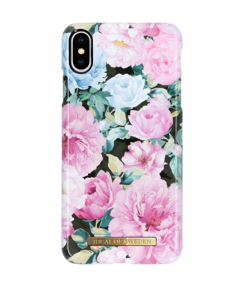 iDeal of Sweden Peony Garden Fashion Back Case iPhone Xs Max