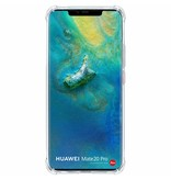 Xtreme Softcase Backcover voor Huawei Mate 20 Pro - Transparant